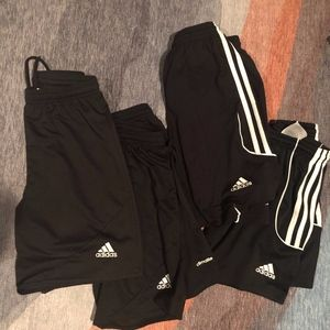 Adidas - 4-pack bundle of youth M